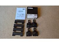 Thule Rapid System Kit 1612 for Volvo S60 2010 onwards
