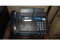 Phillips Magic 2, fax, phone, copier