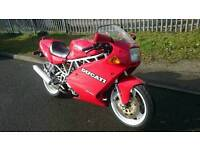 1991 Ducati 900SS - Stunning Original Condition - See Video!