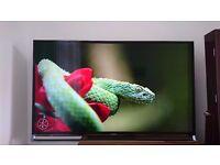 "50"" Panasonic TX-50AX802B 4K 3D TV for sale"