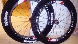 carbon bike wheels. Bike. Triathlon. Race bike.