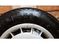 x4 BMW Snow Tyres