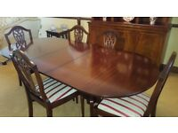 Strongbow Dining Table and Chairs for Sale