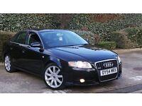 Audi a4 2.0 tdi S-line 2005