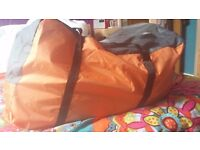 Four man tent for sale in immaculate condition