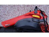 Flymo leaf blower /vacuum