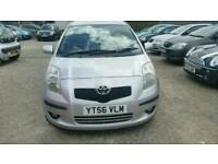 TOYOTA YARIS T SPIRIT AUTOMATIC 5 DOOR PETROL HATCHBACK
