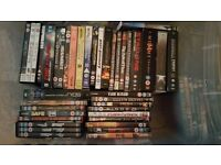 Box sets and dvds