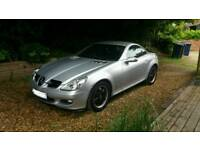 Mint condition SLK amg edition low miles