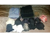 Maternity clothes bundle size 8-10