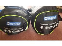 Outwell Junior sleeping bags