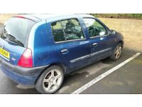 Let's Try Again.....Renault Clio