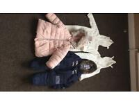 Coats n outergrows boys n girls