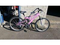 Girls trax tfs1 bike