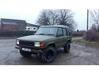 Land Rover discovery 200 tdi off roader long mot