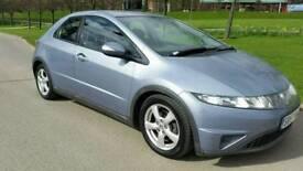 2007 Honda Civic 2.2 Diesel. 95,000 miles. December MOT . mondeo mazda 6 Primera vectra passat