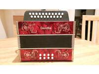 Galotta (8 bass) B/C button accordian
