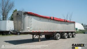 2009 TRANSCRAFT  DUMP TRAILER