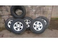 Land-Rover Defender Alloy Boost Wheels