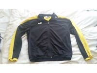 Retro Puma Jacket (Yellow / Black) Large