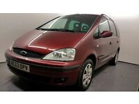 2004 | Ford Galaxy 1.9 TDI Zetec | Auto | Full service history | 2 Former keepers | Parking Sensors