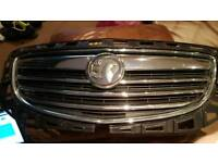 Insignia front grille