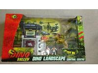 Brand new Dino Valley playset