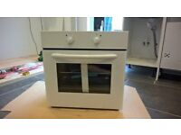 Currys Essential integrated oven (white)