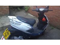50cc Scooter/Moped