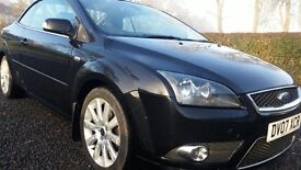 2007 FORD FOCUS CONVERTIBLE