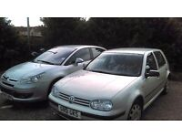 Citreon c4 vtr+ and golf mk4