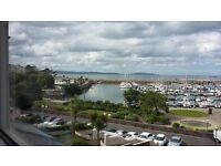 To Let - 1 bed seafront apartment in Bangor Co Down