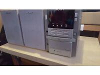Sony Hi-FI CD and Tape player