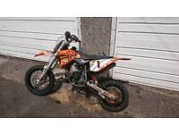 ktm 50 price drop, add up bike still available.