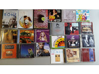 Selection of Music Cd's, DVD, VCD's, Cassettes