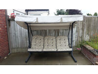 Garden Swing 2/3 Seat Lounger - Priced for Quick Sale or Offers