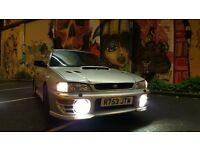 For sale. Subaru empreza 2lt turbo