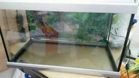 Fish tank 70lt