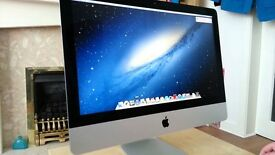 Apple iMac Slim 21.5 inch i5 ***2014*** 1.4 Ghz 8gb Ram 500 HD Logic9 Adobe FinalCutProX/Studio