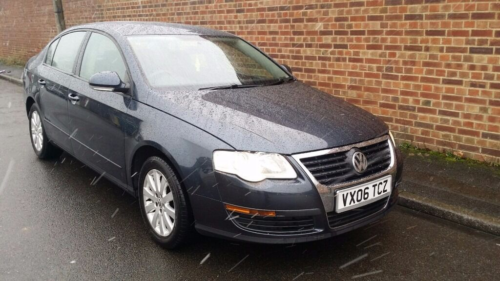 vw passat b6 2006 for sale in crawley west sussex gumtree. Black Bedroom Furniture Sets. Home Design Ideas
