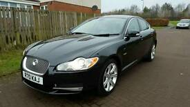 Jaguar Xf 2008 1 Year Mot Full Service History