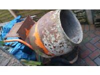 Belle Minimix 140 Cement Mixer, Cheap