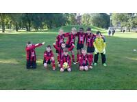 Goalkeeper needed for Edinburgh United 2006s