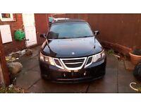 Saab convertible tid sport 2008 diesel