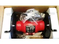 New Boxed Parkside Bench Grinder