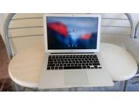"""13"""" 2013 i5 Macbook Air with SSD & 4gb memory"""