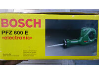 Bosch electric saw PFZ600E