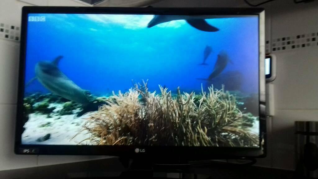 db83b82c5ea LG 22 FULL HD IPS LED 1080P TV MONITOR
