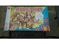Dads army board game.