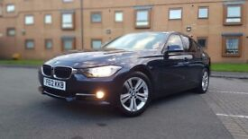BMW 320i *SPORT PLUS MODE*FSH(BMW)*like brand new*sat nav*bluetooth media*comfort pack*£5k of extras